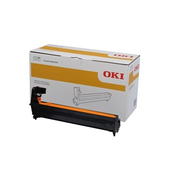 OKI MC853 MC853dn MC873 MC873dn Genuine Black Imaging Drum Unit (OK44844484)