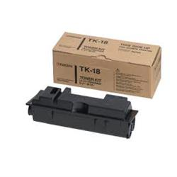 Kyocera TK-18 Genuine Black Toner Cartridge - The Printer Clinic