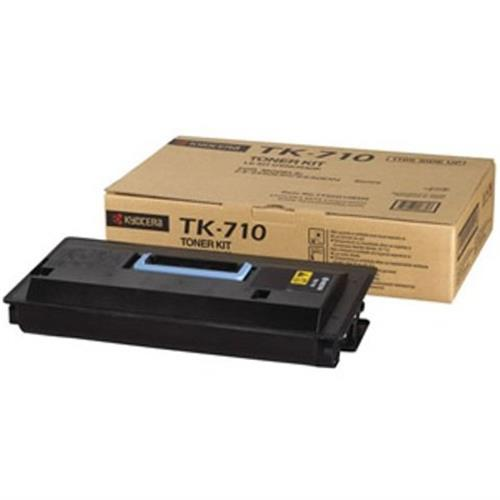 Kyocera FS-9530DN Toner Cartridge , Genuine OEM, 40k Yield, TK-710 - The Printer Clinic