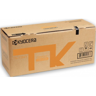 Kyocera TK-5284Y Genuine Yellow Toner Cartridge OEMKYTK5284Y