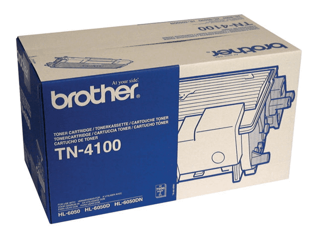 Brother TN4100 Genuine Toner Cartridge - 7,500 pages - The Printer Clinic