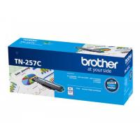 Brother TN-257C Genuine Cyan High Yield Toner Cartridge OEMBRTN257C