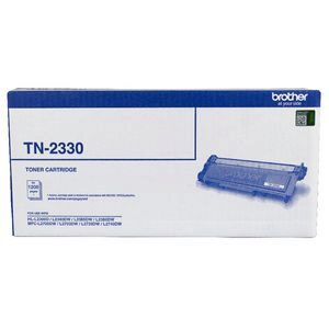 Brother TN-2330 Genuine Toner Cartridge - 1,200 pages - The Printer Clinic