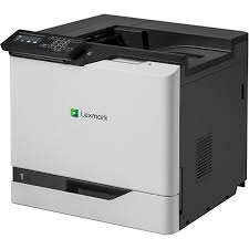 Lexmark CS820de A4 Colour Laser Printer - The Printer Clinic