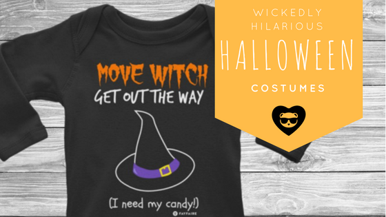 10 Wickedly Funny Halloween Ideas for Babies & Toddlers