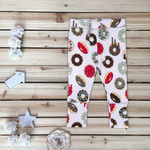 Grow With Me™ Baby & Toddler Pants, Bear Print