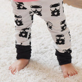 Grow With Me pants bear pattern fayebeline