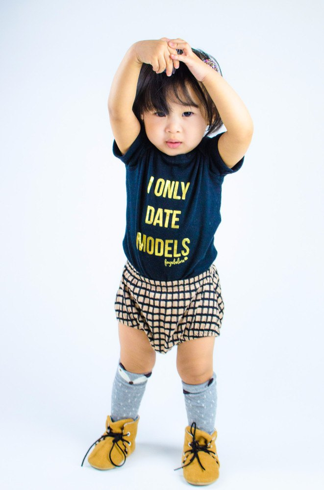 "Toddler T-Shirt - Fayebeline Boutique Quality Gift ""I Only Date Models"" Premium Toddler Tee T-Shirt"