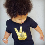 two year old bday shirt trendy cute