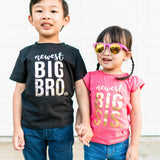 big sister big brother shirt fayfaire