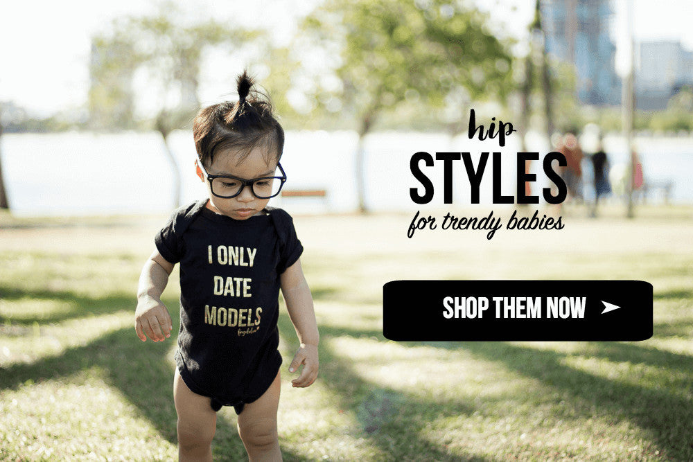 hip styles for trendy babies