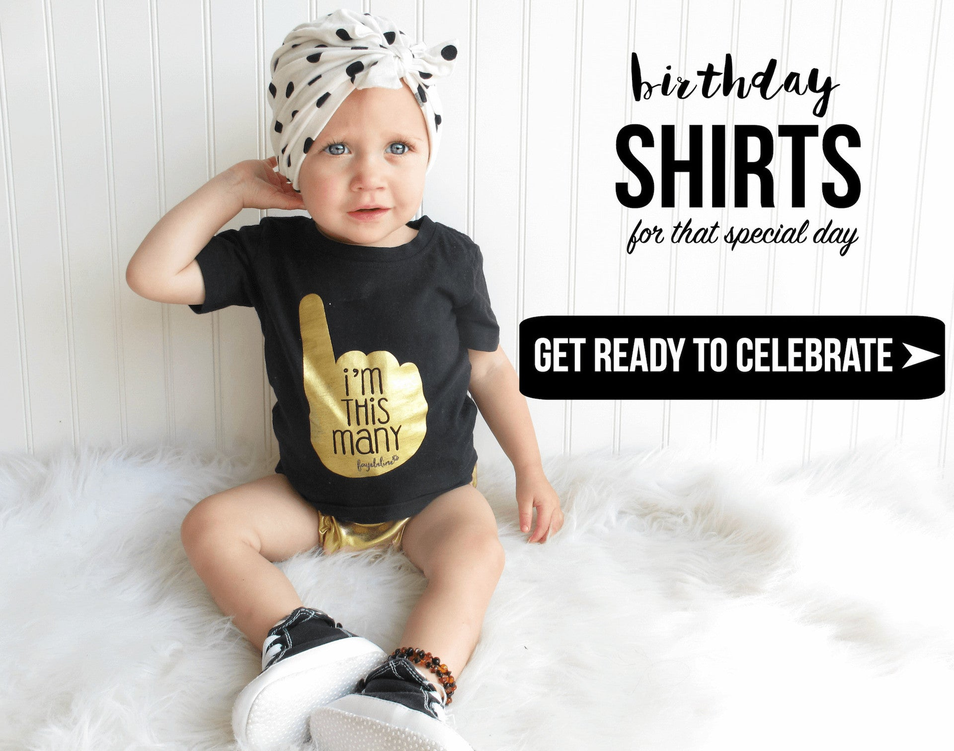 1st or 2nd birthday shirts