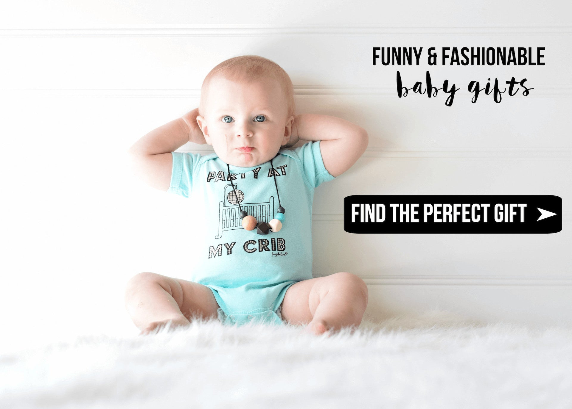 funny fashionable baby gifts