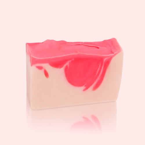 Love You Lychee Cold Process Soap Bar