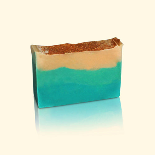 Bora Bora Cold Process Soap Bar