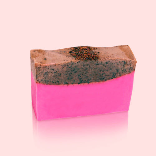 Musk and Marshmallows Cold Process Soap Bar