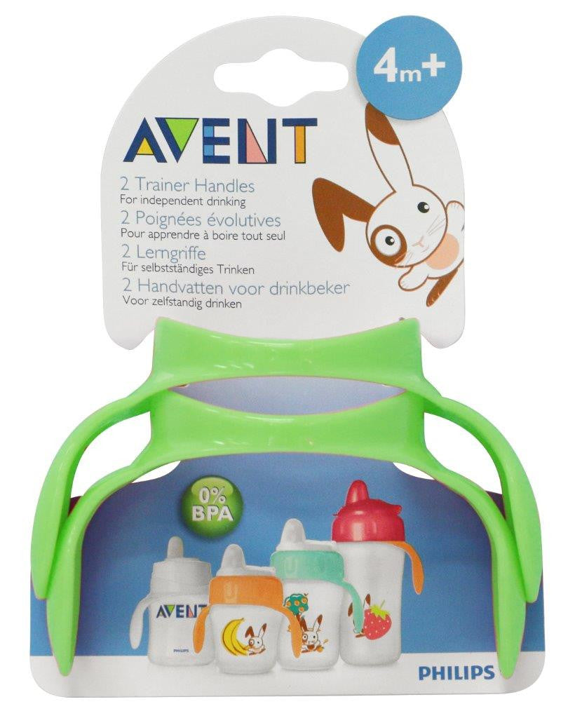 AVENT 142 MAGIC CUP HANDLES 2pk