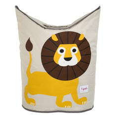 3 Sprouts Laundry Hamper Yellow Lion - DarlingBaby