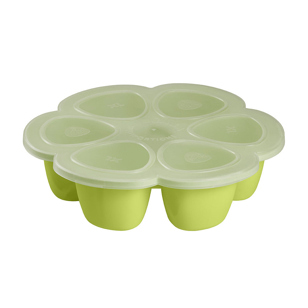 BEABA Silicone Multiportions - Neon - 150ml