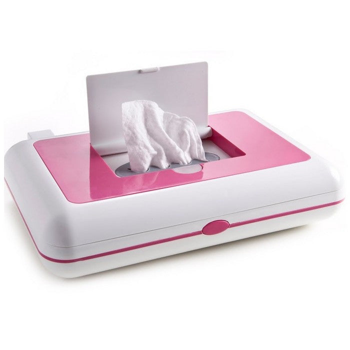Prince Lionheart Pink Compact Wipes Warmer