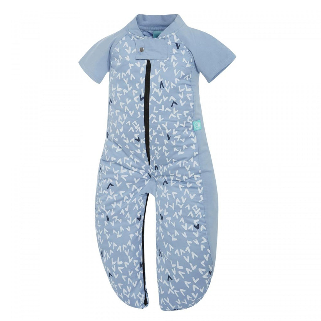 ergoPouch Spring/Autumn Sleepsuit Bag (1.0 tog) - Denim Arrow