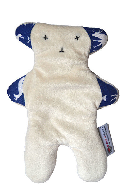 Babychic Flat Softie Bear Midnight Deer