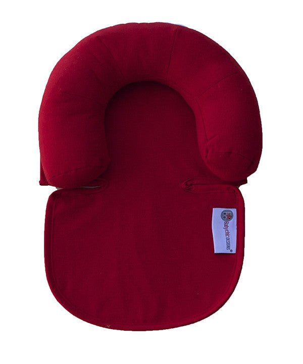 Babychic Head Support Red Apple Tree