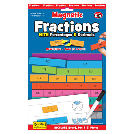 Fiesta Crafts - Magnetic Fractions