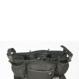 J.L. Childress Black Cups and Cargo Stroller Organizer