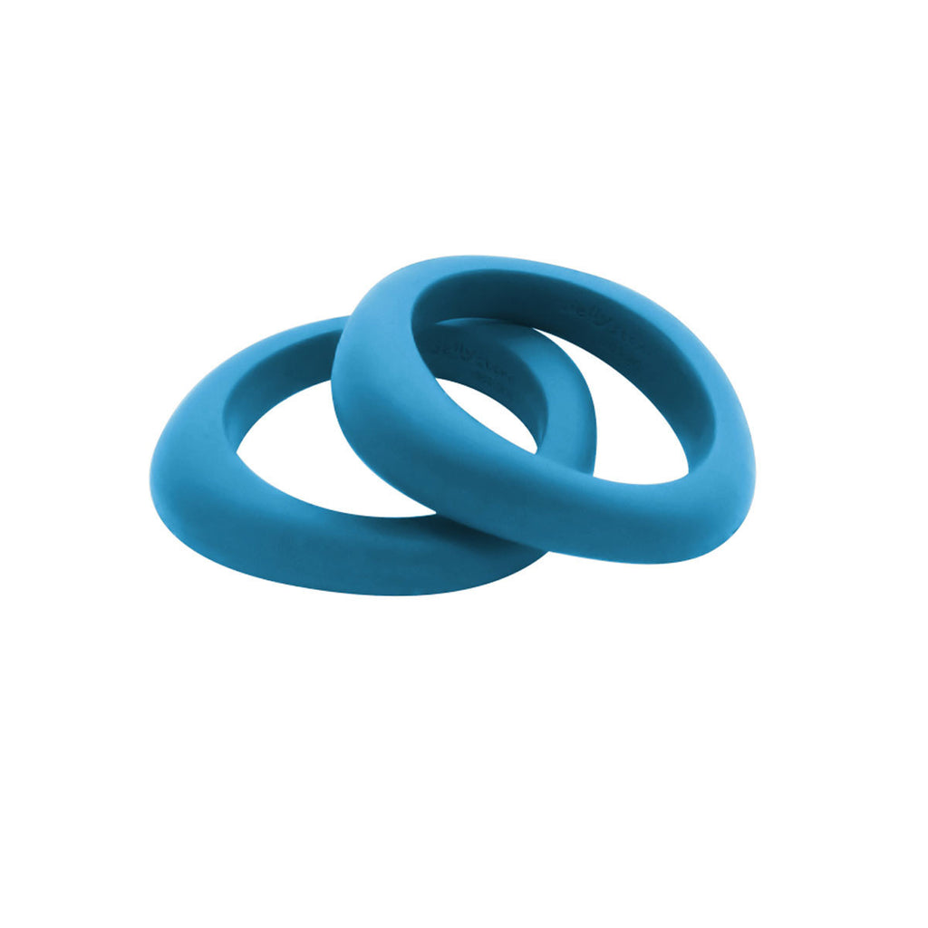 Jellystone Organic Bangle Blue Hawaiian
