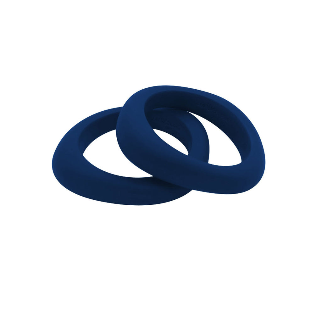 Jellystone Organic Bangle Blue Print