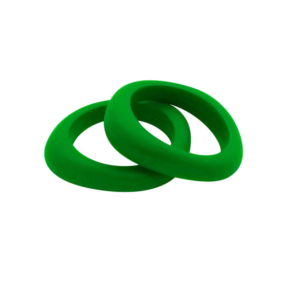 Jellystone Organic Bangle Grassy Green