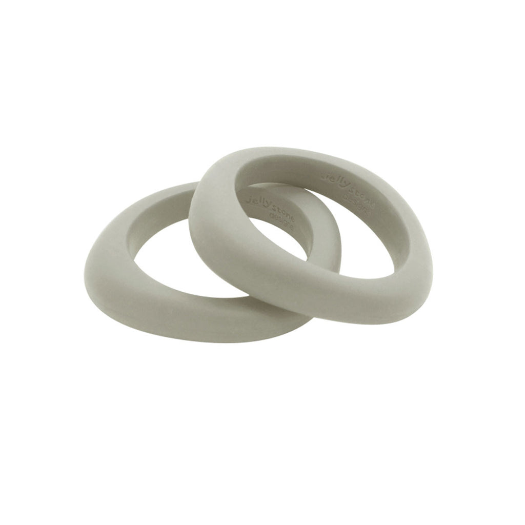 Jellystone Organic Bangle Just Grey