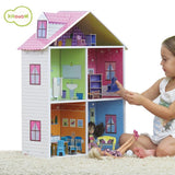 Krooom Melrose playset - Dollhouse theme playset