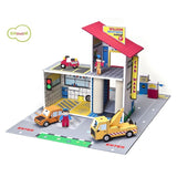Krooom Willson Brothers Garage - Garage theme playset - DarlingBaby