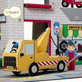 Krooom Willson Brothers Garage - Garage theme playset