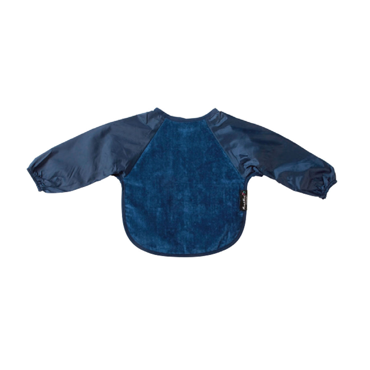 Mum2Mum Long Sleeve Bib Navy