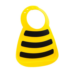 Make My Day - baby bib - Bumble Bee