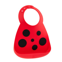 Make My Day - baby bib - Ladybug