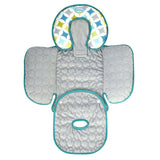 Nuby 2-in-1 Full body support & Seat protector