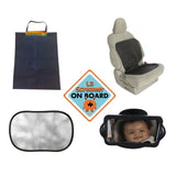 Nuby Car Seat Essential Kits