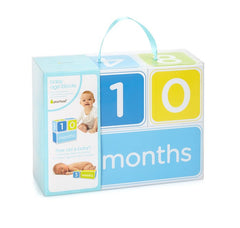 Pearhead Baby age Blocks Blue