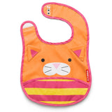 Skip Hop Cat Zoo Bib