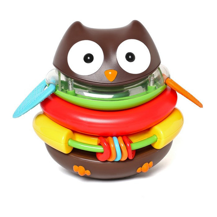 Skip Hop Explore & More Owl Stacker