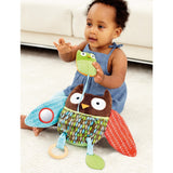 Skip Hop Owl Hug & Hide Activity Toy
