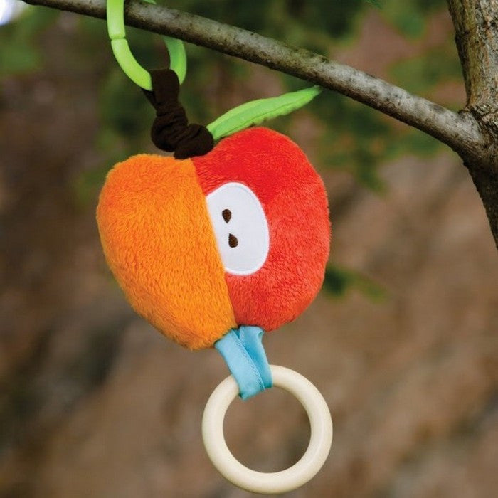 Skip Hop Apple Treetop Friends Stroller Toy
