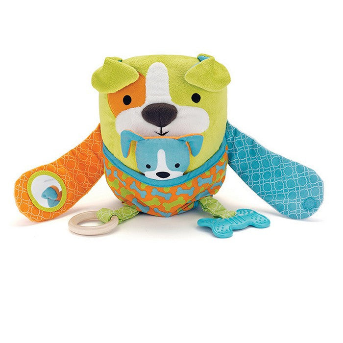 Skip Hop Dog Hug & Hide Activity Toy