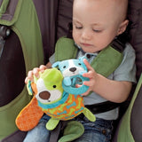 Skip Hop Dog Hug & Hide Stroller Toy