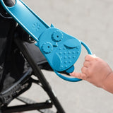 Skip Hop Blue Tag Along Safety Stroller Handle
