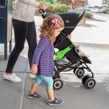 Skip Hop Green Tag Along Safety Stroller Handle